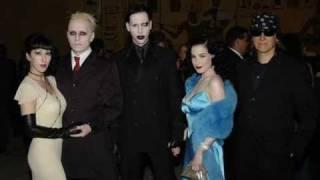 ~PARA-NOIR~ Marilyn Manson and Dita von Teese