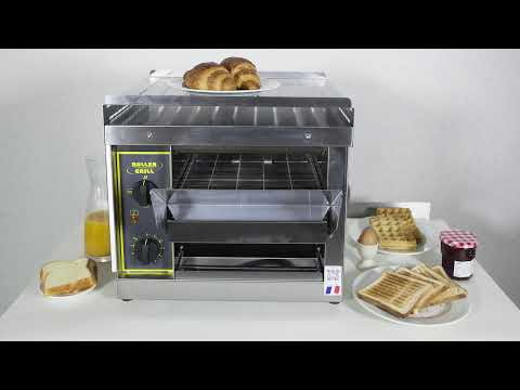 Conveyor toaster - Cleaning - Roller Grill