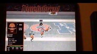 NFL Fever 2000 - BEARS V.S PACKERS!!!!