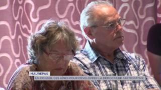 Maurepas : mise en place du conseil des séniors