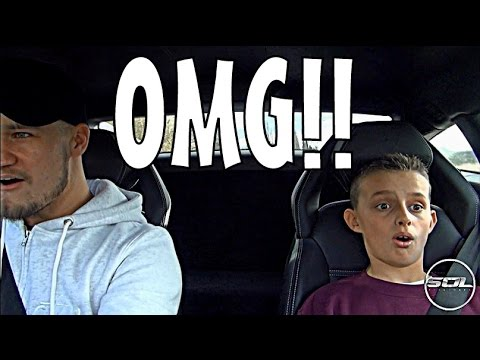 SCARING COMPETITION WINNERS IN LAMBO...AGAIN!!!