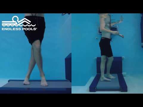 Water Aerobics for Seniors   Water Aerobics Routine   Water Aerobics Warm Up   Endless Pools