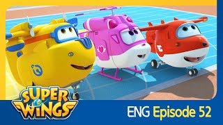 [Super Wings] EP 52 - Acting Up(ENG)