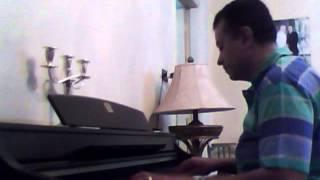 كدة .. شيرين .. من مسلسل طريقى .. موسيقى على بيانو طارق بغدادى