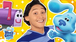 Mailtime + Learn How Food Grows w/ Josh & Blue! 📫🌱 Blue's Clues & You!