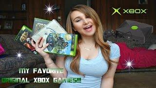 MY FAVORITE ORIGINAL XBOX GAMES!!!