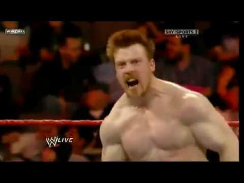 WWE RAW Battel Royal Legacy Vs Sheamus Vs Kofi Kingston Vs Mark Henry Vs MVP Vs R Truth 2 2