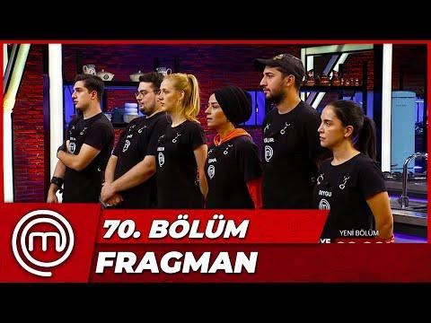 MASTERCHEF TÜRKİYE 70. BÖLÜM FRAGMANI | VEDA GECESİ!