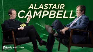 """Alastair Campbell: On Britain being a """"laughing stock"""" & making Roy Keane angry - #IrelandUnfiltered"""