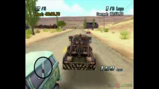 Cars - Gameplay Xbox HD 720P