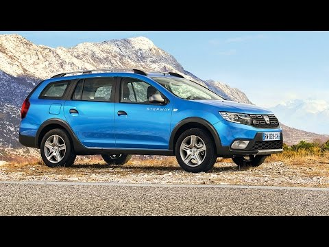 Dacia Logan MCV Stepway 2017 – Interior and Exterior Design
