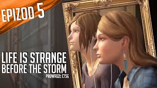 Life is Strange: Before the Storm - #05 - Przyjaźń?
