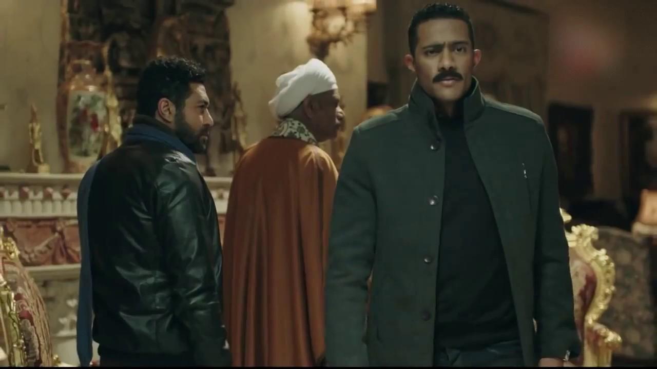 افضل مشاهد من مسلسل نسر الصعيد ل محمد رمضان2018