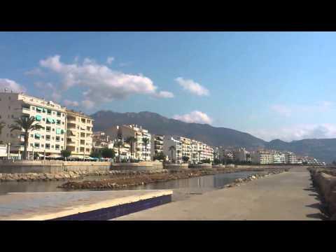 Altea Port and Coast, Alicante, Spain