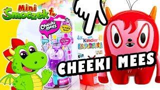 Cheeki Mees Jajka Niespodzianki Zabawki Bajki Dla Dzieci Po Polsku