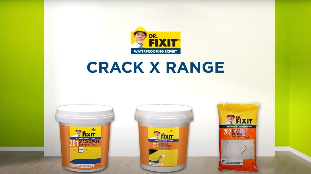 Crack Filler Paste