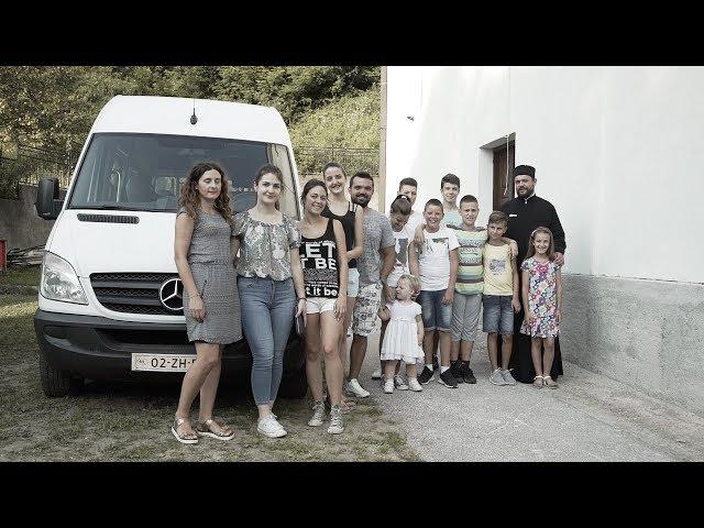 Kupovina kombija za srpsku decu u Srebrenici - Srbi za Srbe