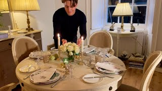 How To Host A Last-Minute Diฑner Party At Home