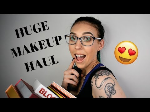 HUGE MAKEUP HAUL | New Products