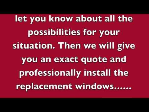 Replacement windows Santa Rosa CA