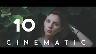 This 10 Easy Steps Will Make Your Video More CINEMATIC