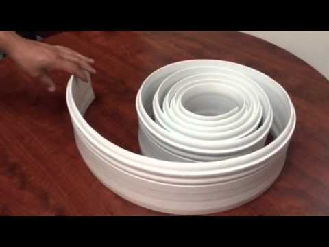 Flexible Baseboard Molding Us Wood Flooring 954 791 1199
