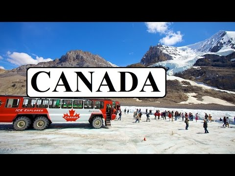 Canada Rockies,Columbia Icefields,Athabasca Glacier) Part 6
