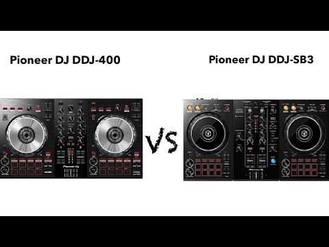 Pioneer DJ DDJ-SB3 or DDJ-400 Comparison