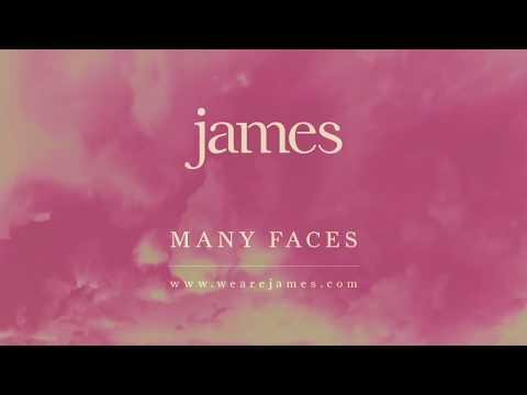 James – 'Many Faces' (Radio Edit)
