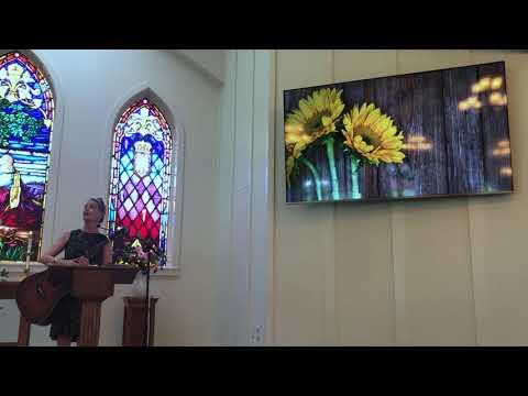 August 9th 2020 - Church Service