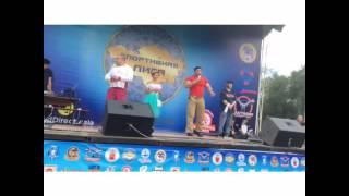 Фестиваль спортивной лиги в Алматы 29 мая 2016