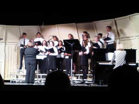Ygnacio Valley High School Concert Choir 2016