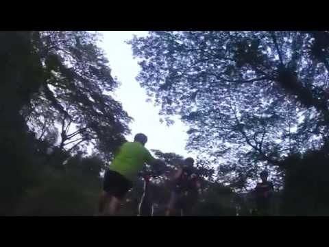 30km Cross Country Mountain Biking in Ipoh, Perak Malaysia