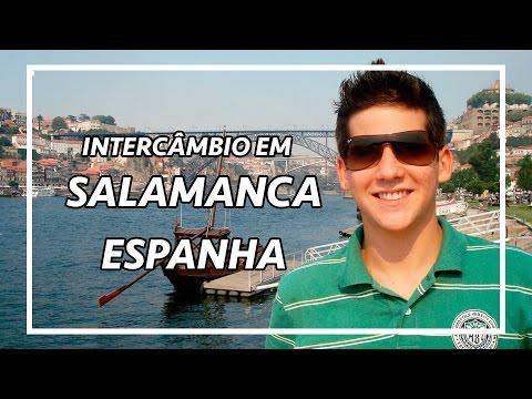 INTERCÂMBIO EM SALAMANCA NA ESPANHA | VLOG
