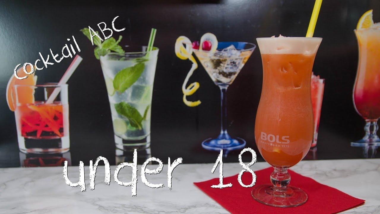 Under 18 Der Fruchtige Cocktail Ohne Alkohol Cocktail Abc U
