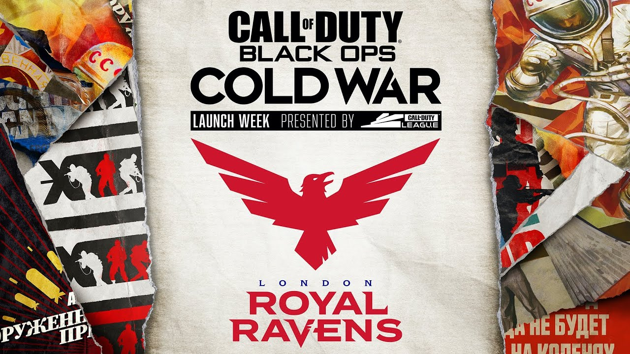 @London Royal Ravens Cold War Colosseum —25K Tournament