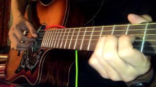 [Bằng Kiều] Chị tôi [Guitar solo] [Tab Em]