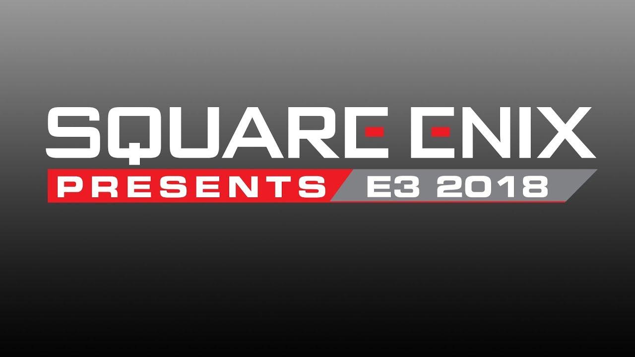 square enix presents e3