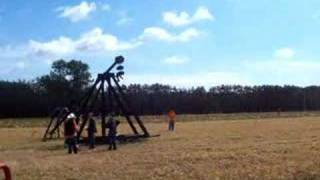 Altenburg Pumpkin Catapult