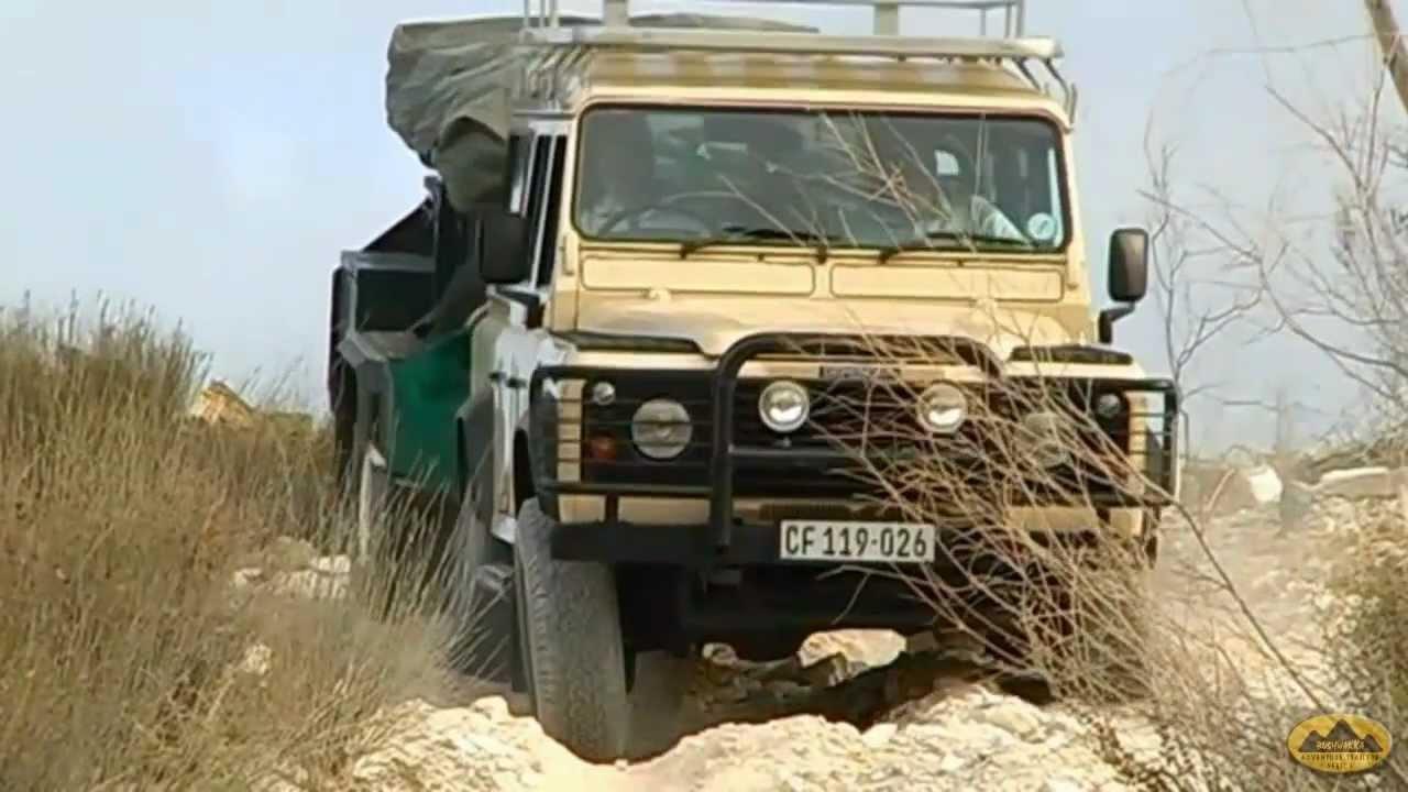 4x4 Camping Trailers South Africa Bushwakka