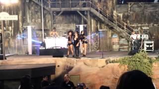 Becky G - Bubblicious At Knotts 2015