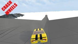 A RAMPA GIGANTE  (FINAL) - Crash Wheels