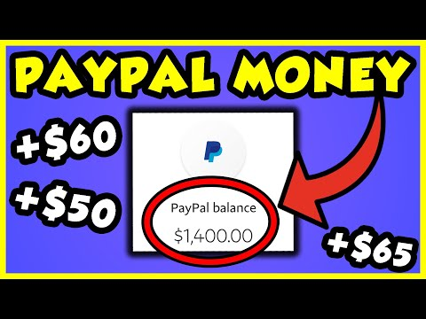 Earn $60 Per Hour in PAYPAL Money! (Make Money Online From Home)