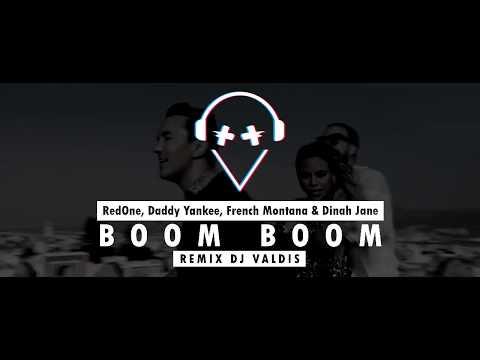 Daddy Yankee - Boom Boom ft.RedOne, French Montana & Dinah Jane (Remix Dj Valdis) | Electro Remix.