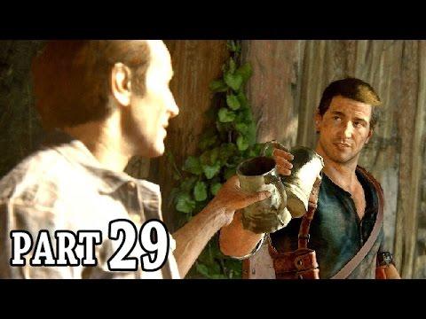 Uncharted 4 Gameplay German PS4 #29 - Gespräche unter Brüdern - Let's Play Uncharted 4 Deutsch