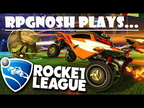 Rocket League 3 (With Craig and Jeremy) - Craig = Ice Age?