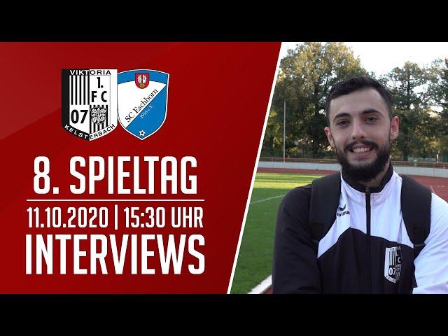 Viktoria Kelsterbach - SC Eschborn | Interviews | 11.10.2020