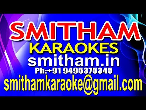 Chandrathundin Ponpira - MG Sreekumar - OLD MAPPILA PATTU karaoke