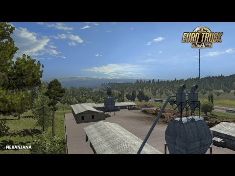 Euro Truck Simulator 2 Realistic Graphics Mod v 2 2 0 by Frkn64