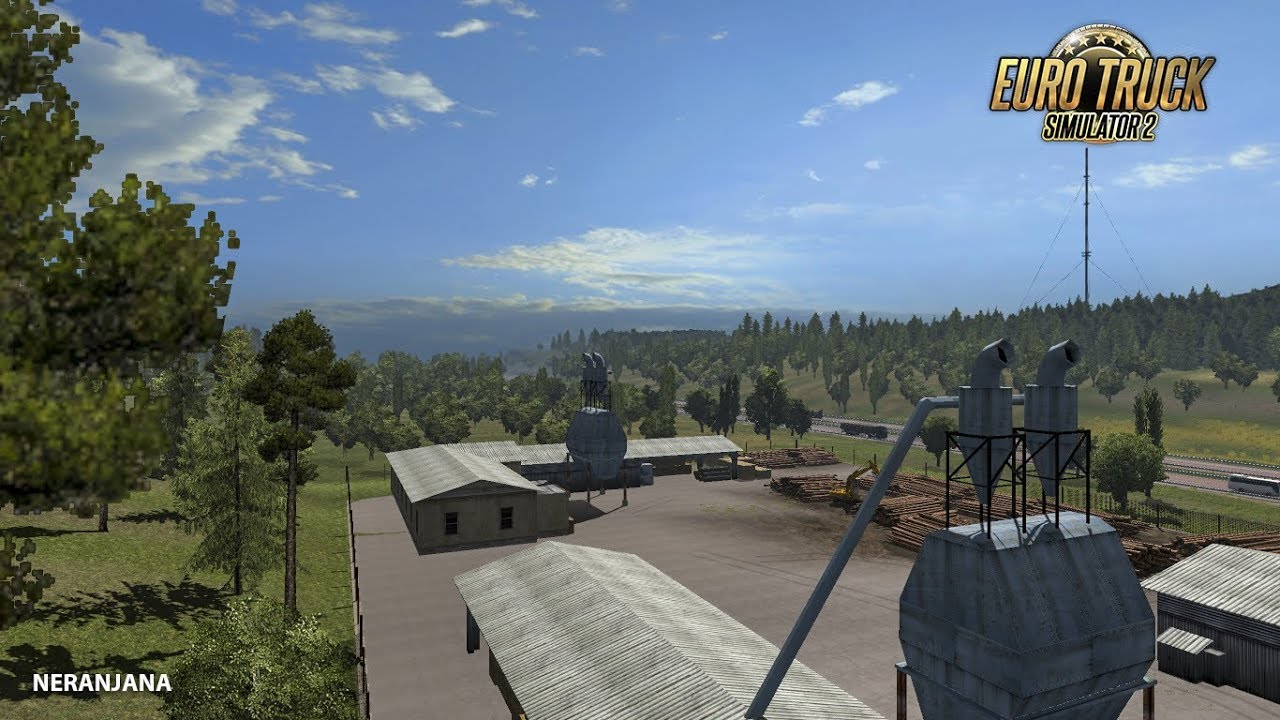 Euro Truck Simulator 2 Realistic Graphics Mod v 2 2 0 by Frkn64 [1 32]